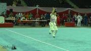 یازدهمین دوره مسابقات جهانی ووشو - چانگ چوان بانوان مدال طلا