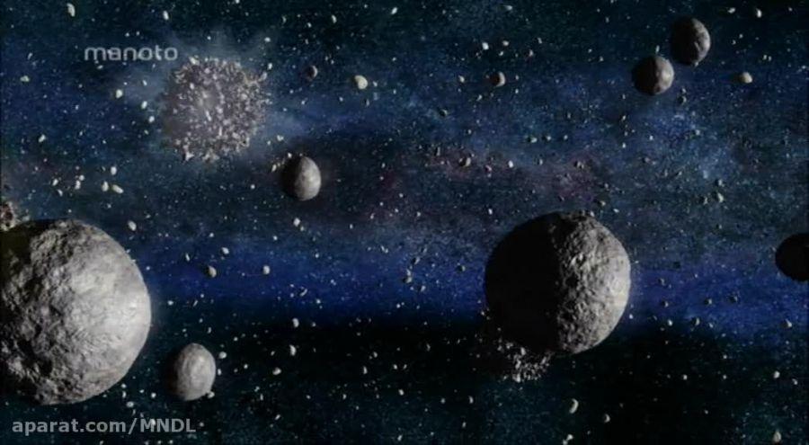 انسان زمین جهان با دوبله فارسی - شهاب سنگ های خطرناک