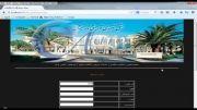سایت رزرو آنلاین هتل با PHP
