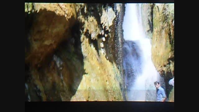 آبشار گل آخور آذربایجان شرقی...