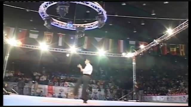 مایانه، مسابقات قهرمانی جهانی توآ 1390