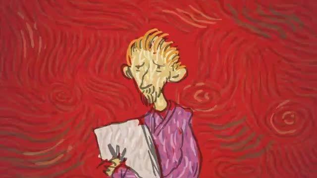 ریاضیات در پس نقاشی ون گوگ