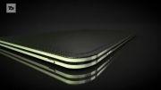 طرح مفهومی از تبلت تاشو Samsung Galaxy Note Book