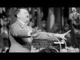 سخنرانی هیتلر -درخواست وی جهت کمک مردم به فقرا و کار بی وقفه برای رفع بیکاری (زیرنویس انگلیسی)