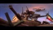 انیمیشن بسیار زیبا از جنگ ایران و اسراییل  ..