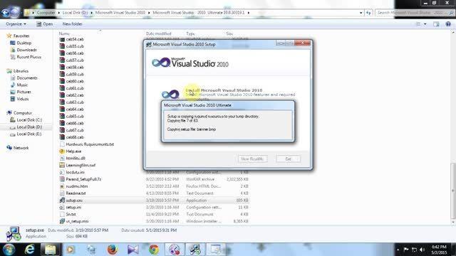 راهنمای نصب asp.net