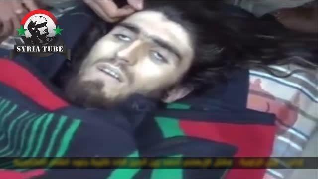ادلب - جبل الزاویه - هلاکت فرمانده گردان جنود الشام