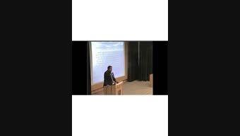 سخنرانی آقای دکتر نصیر دهقان در سمینارهای ترک سیگار-2