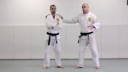 (Double Leg Takedown(jiu jitsu