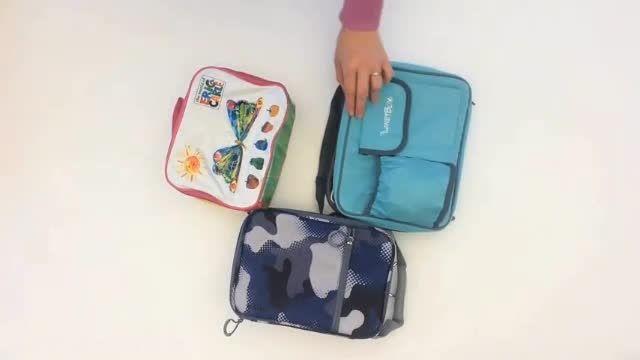 ویژگی های کیف مدرسه کودکان