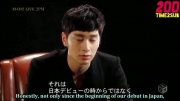 Legend of 2PM in T0ky0 D0me - 2PM interview cuts-eng subs