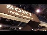 سیستم صوتی سونی در نمایشگاهه CES 2012  لاسوگاس