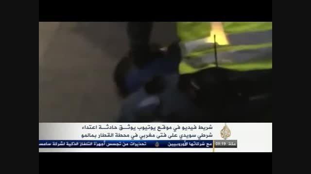 حمله به یک کودک بدلیل گفتن شهادتین!!!