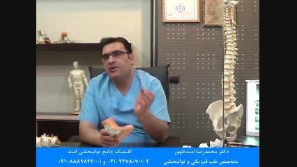 درمان خار پاشنه با تزریق گاز ازون
