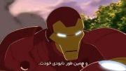 انیمیشن Avengers Assemble   فصل یک قسمت اول   زیرنویس فارسی #پارت یک