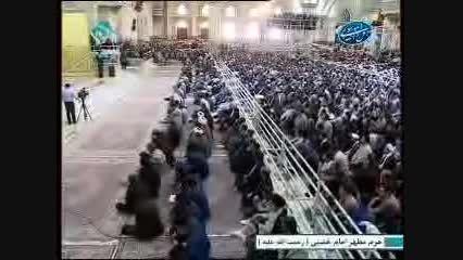 بزرگترین خاصیت اعتقاد به ظهور منجی در کلام امام امت