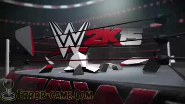 تریلر بازی WWE 2k15 - کشتی کج