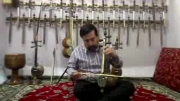 نوازندگی فرشاد سیفی در منزل کاکاوند