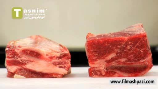 نکاتی در مورد انتخاب و طعم دار کردن گوشت