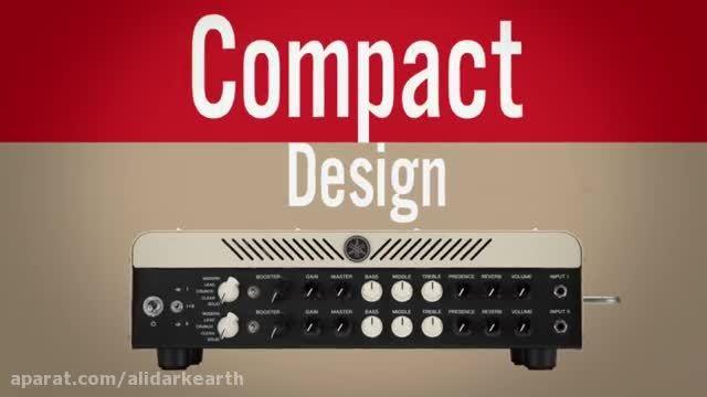 محصول جدید و فوق العاده yamaha THR100H Dual Amp