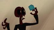 انیمیشن زیبای Bad Days  قسمت کاپیتان آمریکا