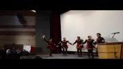 رقص زیبای یاللی آذری - گروه اوتلار