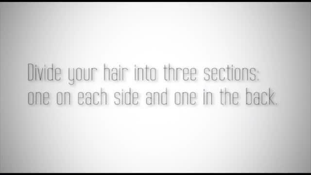 درست کردن مو سری 4
