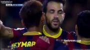 رئال بتیس 1-4 بارسلونا/هفته سیزدهم