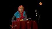 متن خوانی فرناز رهنما و تنهایی با صدای فریدون اسرایی