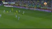گل های بازی ویارئال 0-2 رئال مادرید