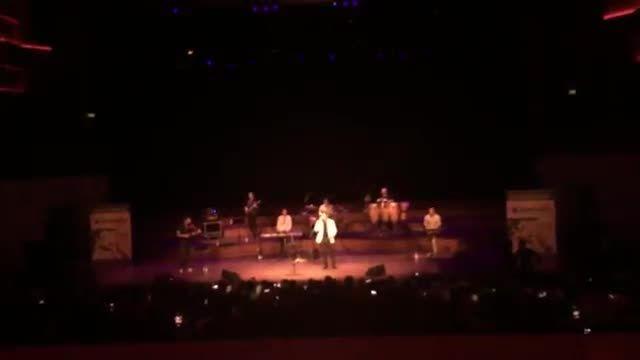 کنسرت احسان خواجه امیری-روتردام هلند- آهنگ این حقم نیست