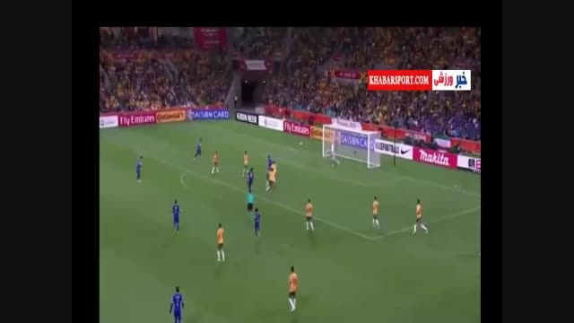 زیباترین سیو'های جام ملتهای آسیا۲۰۱۵ - دور اول گروهی