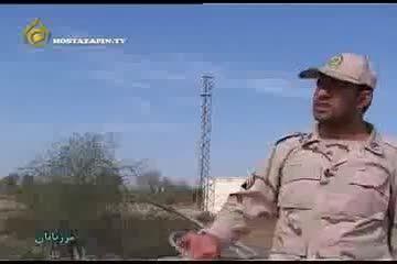 درگیری مسلح مرزبان های شرق با اشرار
