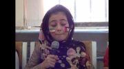دل نوشته کودک اصلاندوزی از زبان کودکان غزه