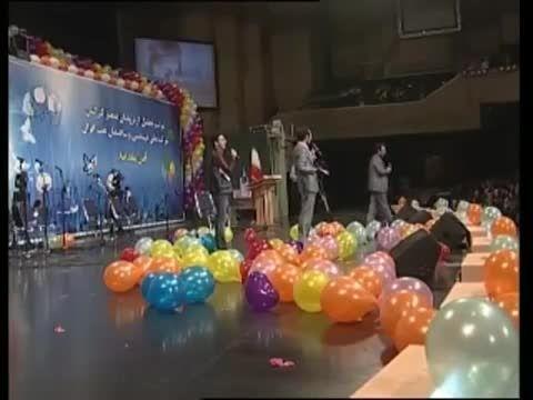 سوتی و کل کل های خنده دار و دیدنی عمو پورنگ و حسن ریوند
