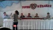 مشاعره طنز آذری آهنگین- اولرم سن سیز - رشاد پرویز اورخان