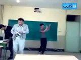 رقصیدن سر کلاس