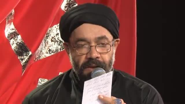 شب سوم محرم 94 -حاج محمود کریمی