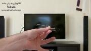 اتصال گوشی به تلویزیون از طریق کابل MHL