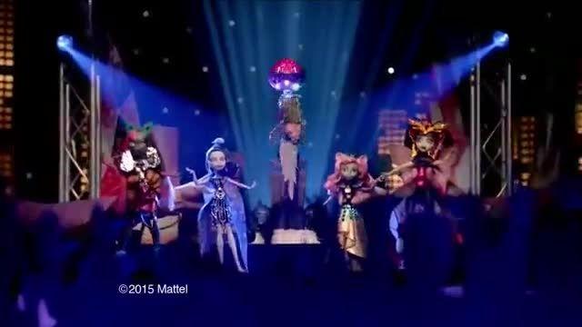 Boo York doll - Monster High