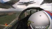 نمابش هوایی نیرو هوایی روسیه