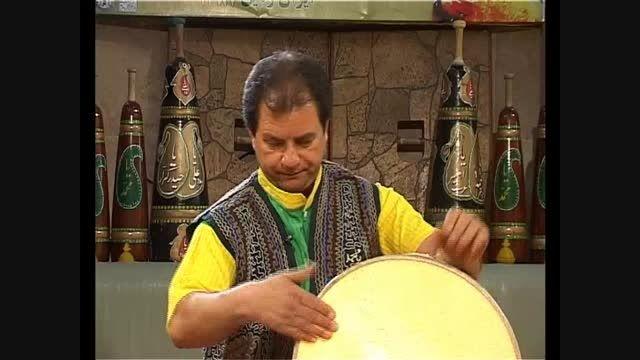 علی ناری (سبزوار) در اولین جشنواره مرشدان برتر ایران