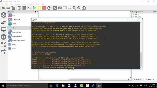 فیلم آموزشی پیاده سازی SSH و مقایسه آن با Telnet