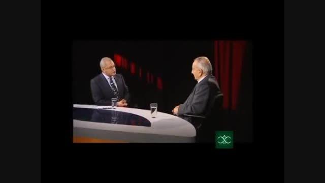 اکبر اعتماد رییس سازمان اتمی پهلوی-غربیها دروغ میگن...