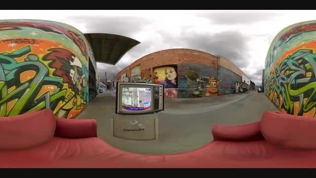 ویدئوی 360 درجه