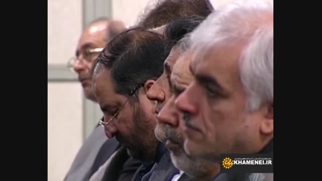 بیانات رهبر معظم انقلاب در جمع سفیران و وزیر خارجه
