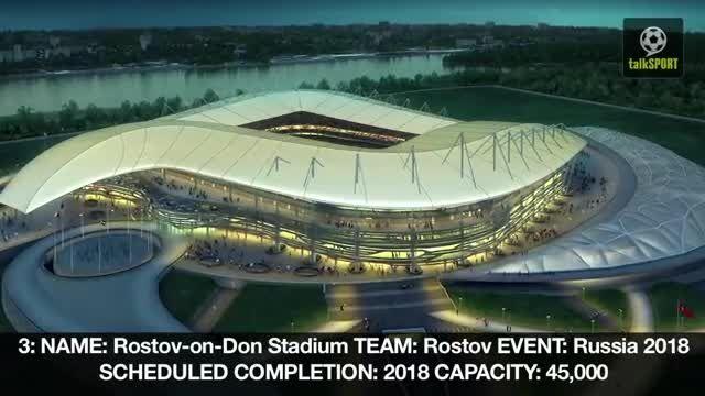 15 ورزشگاه با ایده های فوق العاده (زمان ساخت 2018-2024)