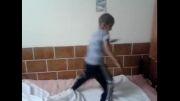 رقص دیوانه کننده آقا رضا...