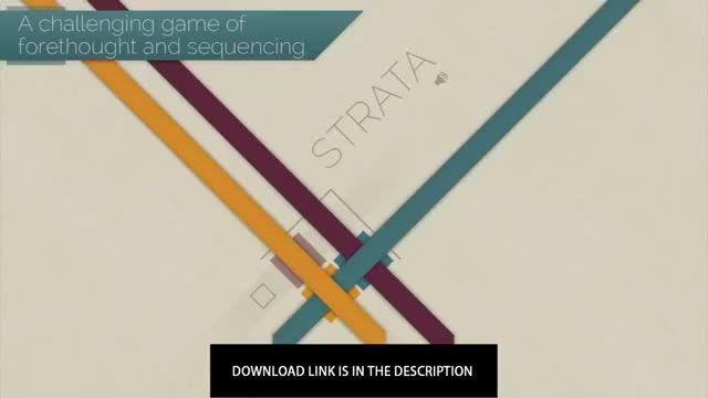 دانلود بازی جذاب strata - بیر دانلود