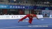 ووشو،مسابقات فینال داخلی چین 2013، جی ین شو ، مقام اول